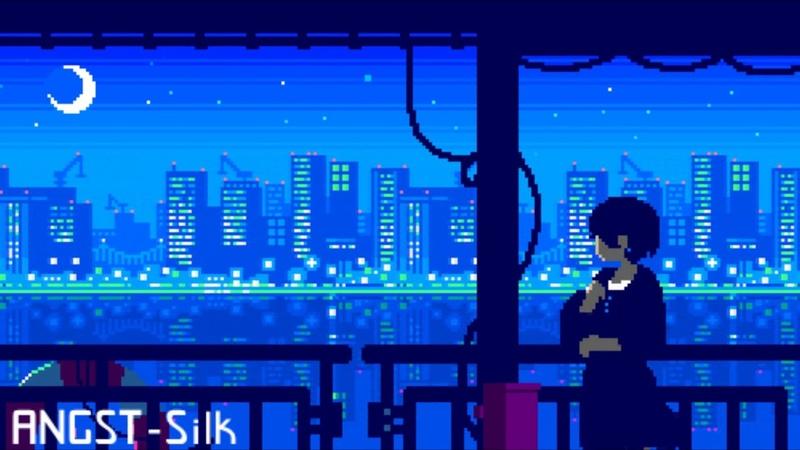 AGST Silk Lo Fi anime chillout
