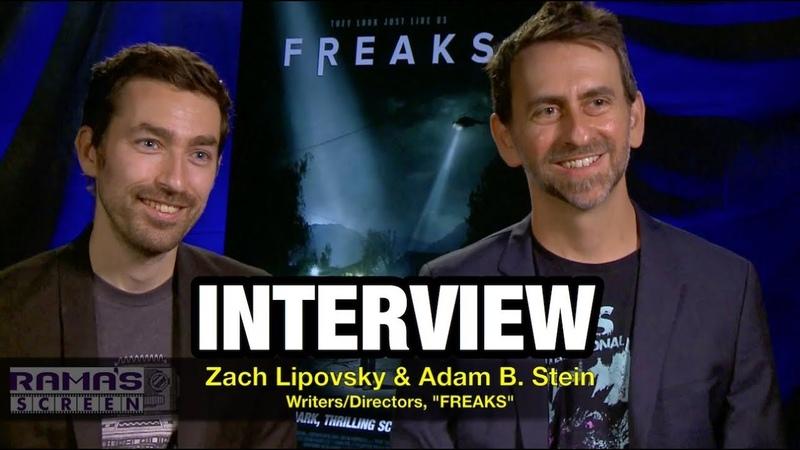 Interview Writers Directors Zach Lipovsky Adam B Stein on 'FREAKS' Movie