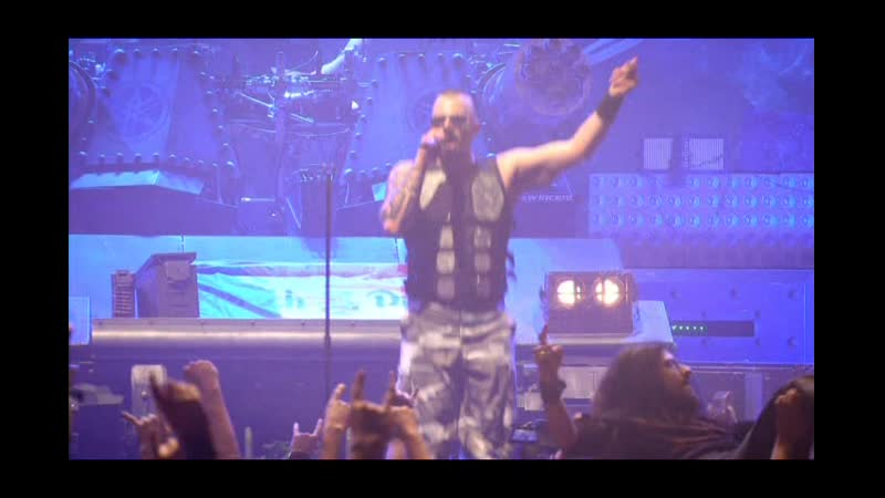 SABATON - Primo Victoria ( ,, The Last Stand , Live At Stereolux , Nantes , France \ 2016 г )