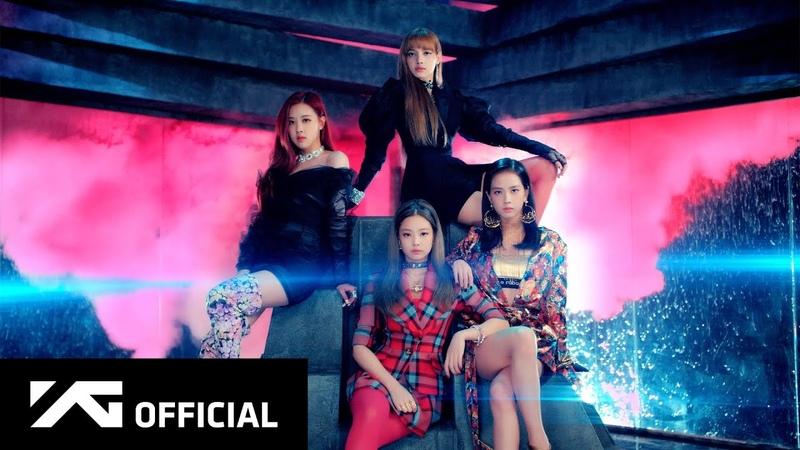 BLACKPINK - '뚜두뚜두 (DDU-DU DDU-DU)' MV