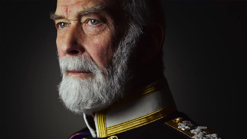 H R H Prince Michael of Kent GCVO KStJ CD Portrait Sitting