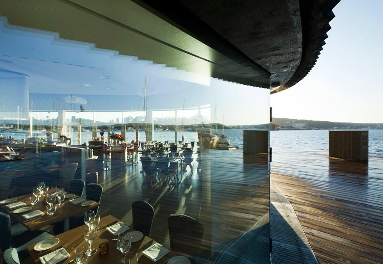 Restaurant Onda | Alliance arkitekter   Mapt