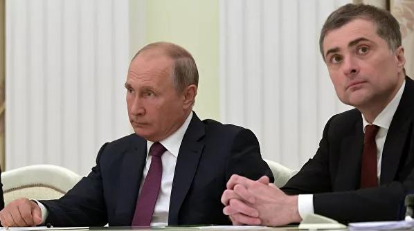 Сурков рассказал о разговоре с Путиным перед отставкой
