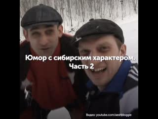 Юмор с сибирским характером. Часть 2 l #ТВОЯСИБИРЬ