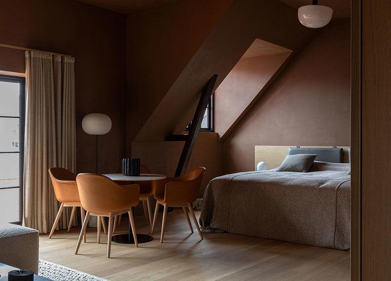 The Audo: стильное творческое пространство, соединяющее в себе функции коворкинга, кафе, апартаментов и штаб-квартиры для архитектурного бюро || 02