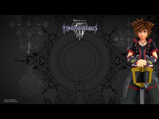 Kingdom Hearts III RE:Mind  трейлер с Tokyo Game Show 2019