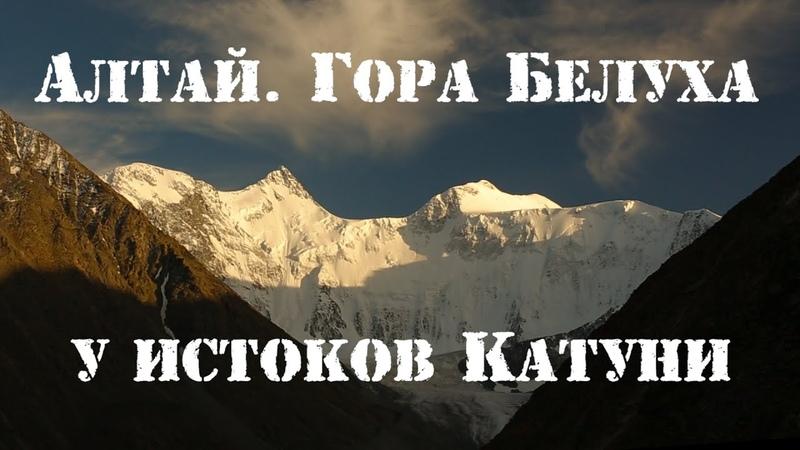 Заповедник у истоков Катуни. Katunsky reserve. Altai. Siberia. Алтай гора Белуха. Сибирь. ИРБИСФИЛЬМ