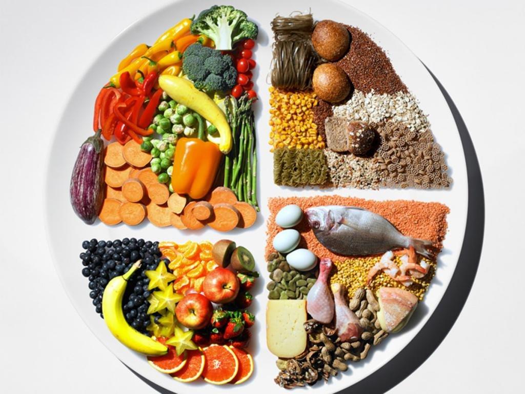 Правильное питание как основа похудения