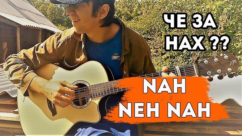 Деревенский парень играет на гитаре | Nah Neh Nah