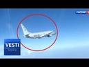 WATCH Russian Fighter Intercepts US Spy Plane Near Crimea
