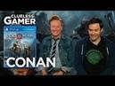 Clueless Gamer: God Of War With Bill Hader - CONAN on TBS