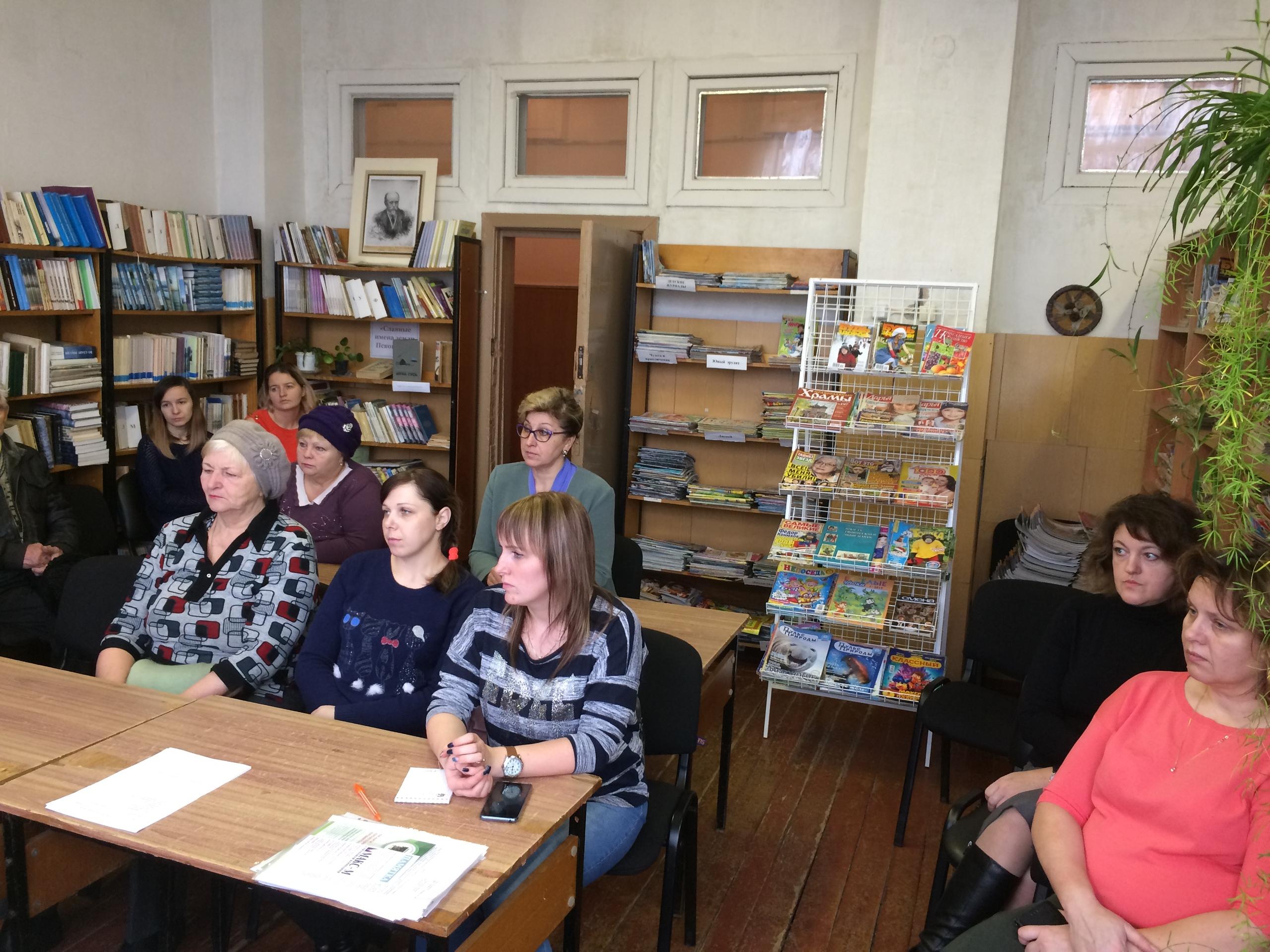 Псковский «десант» защищал права пациентов в Новоржеве