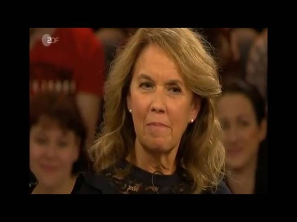 David Garrett and his mother Dove @ the ZDF talk show Markus Lanz (15 10 2015)