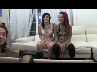 Live Webcam Archives - Episode 22 (Joanna Angel, Nikki Hearts, Leigh Raven)