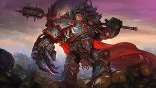 WARMASTER HORUS! Warhammer 40k Patreon Painting!