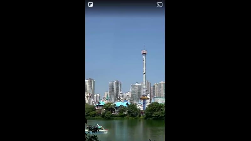 Gyro Drop Parque de diversões insano! (1).mp4
