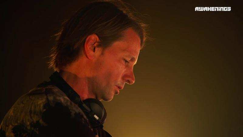 Bart Skils at the Gashouder for Awakenings Festival 2020 Online weekender