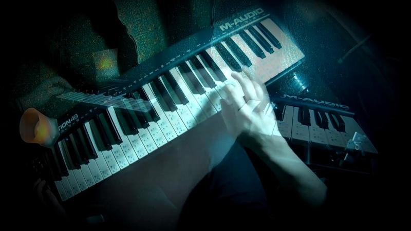 😈 [Zлое Zвучание] Linkin Park - In The End (Guitar solo) by NECRODEFLORATOR