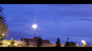 UFO's  over the Capitola Mall 🤣For real, doe
