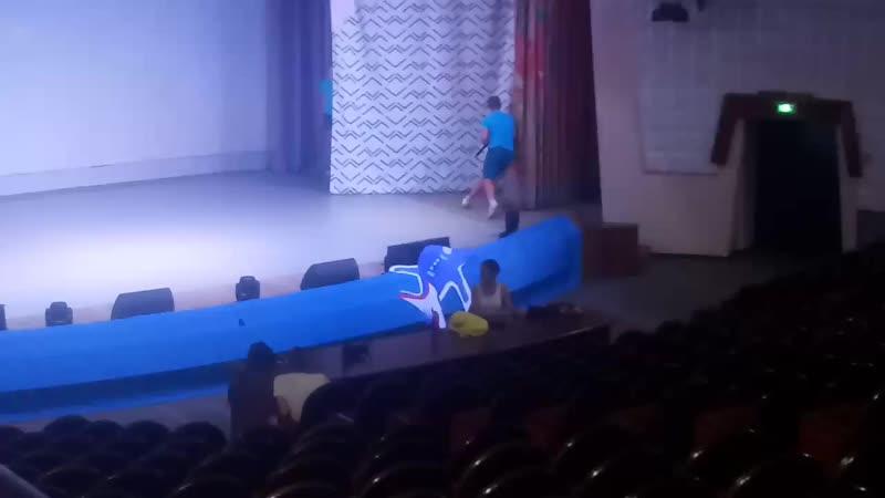 ВДЦ Орлёнок репетиция вожатского отряда Товарищ