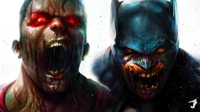 ДАРКСАЙД СОЗДАЛ ЗОМБИ-ВИРУС - DCeased - DC COMICS