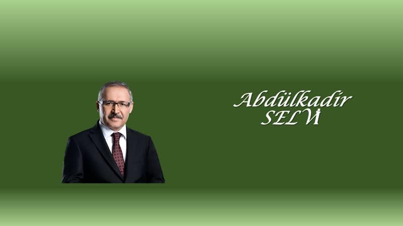08. Abdulkadir Selvi Aynı zamanda CHP milletvekili olan MİT müşteşarı kimdi.mp4