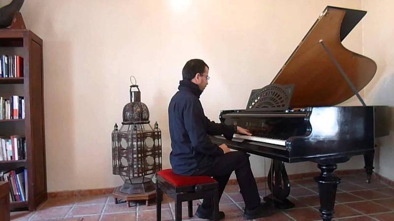 En el muelle de San Blas Maná Piano cover