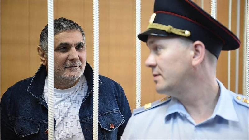Встреча арестантами Шакро Молодого в московском СИЗО №3