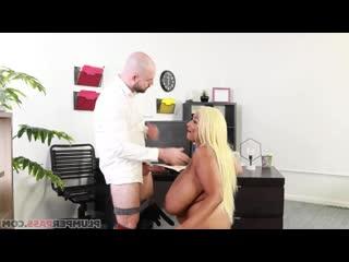 Africa Sexxx - Blow Job Interview [BBW Big Tits Sex Fat Hardcore Blowjob Porn XXX Порно]