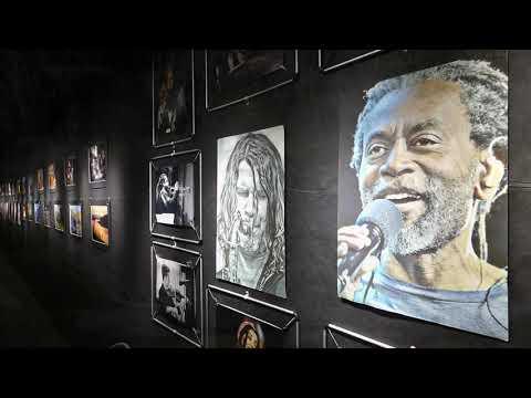 Ночная выставка Ренато Ортиса 2019 Часть 2