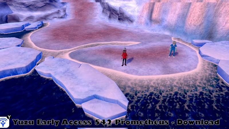 Yuzu Early Access 542 Prometheus Download