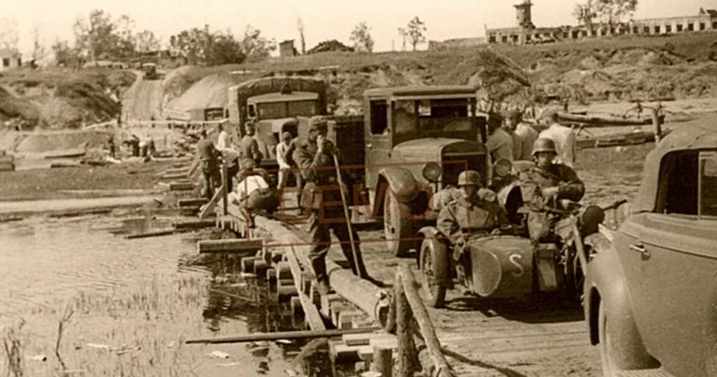 Вермахт у Жлобина
