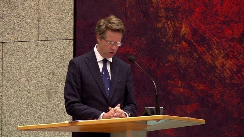 Video Martin Bosma PVV sloopt Kajsa Ollongren D66 definitief en hoopt dat ze opstapt
