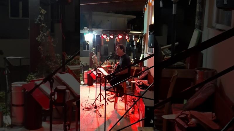 David Hartley Bed of Roses Bon Jovi cover . McGinty s Irish Bar