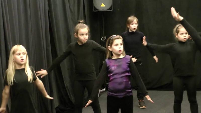 Актёрское Мастерство Средняя студия 1 год обучения