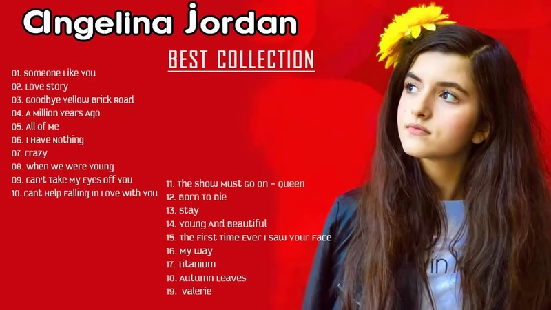 Angelina Jordan New Incredible Song 2020 🔥 The Best Voice Talent I've Ever Seen