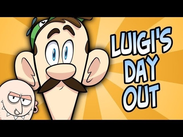 [18 Mario Parody] LUIGI'S DAY OUT - Выгулял брата (Rus by Миёк и Риська)