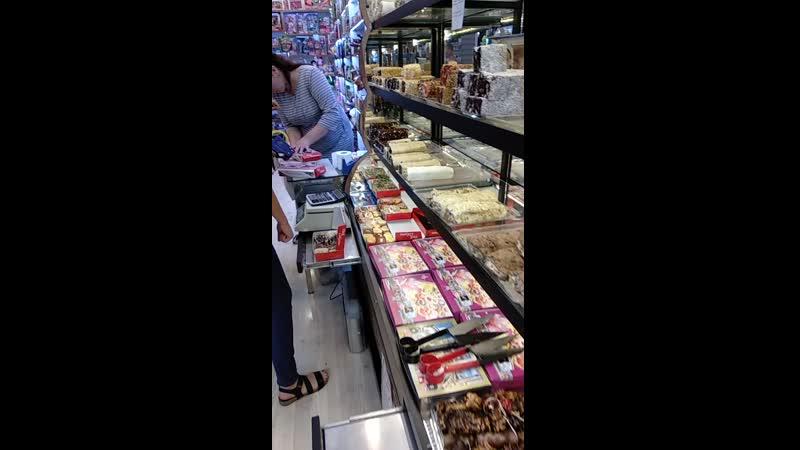 Магазин сладостей Адема