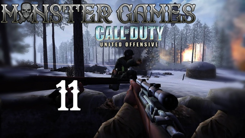 Call of Duty United Offensive №11 Курск