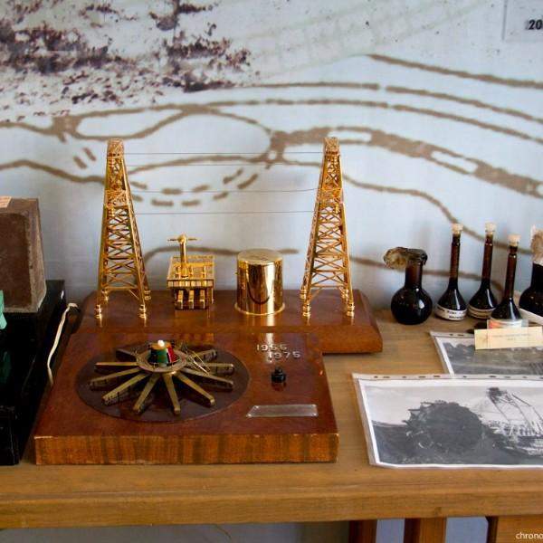 Экспонат краеведческого музея