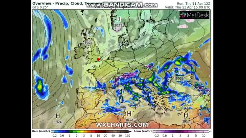 Precipitatii 12 27 aprilie Ploile isi vor pastra obiceiul inceput si ne vor mai vizita Sa mai