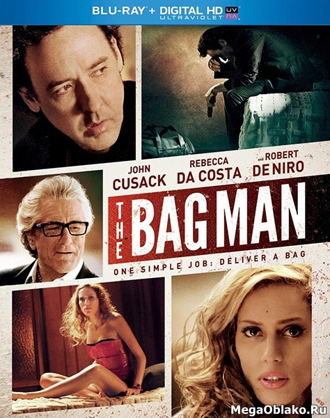 Мотель / The Bag Man (2014/BDRip/HDRip)