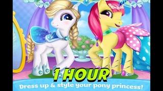 Pony Princess Academy For Kids Full Episode 1 Hour By Love Kids Toys Pony (1hourkids)
