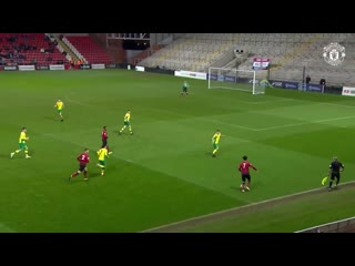 Theres some strikes in here! - - sit back and enjoy our under-23s top goals of 201819... muacademy