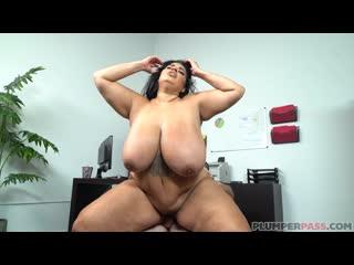 📼 Пышная мамка Sofia Rose [ milf, mature, bbw, big ass, big tits, gangbang, hardcore, зрелые, мамки, пышки, толстушки, сперма ]