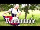 Rosamunde German version of Bohemian folk song English translation