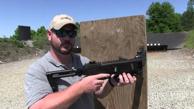 At the Range: Corner Shot CSM