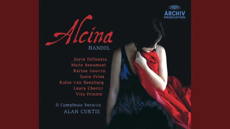 Handel: Alcina, HWV 34 / Act 2 - Ombre pallide, lo so, mi udite