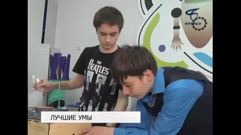 02 04 2019 Алексей Саблин на XI Всероссийском технологическом фестивале PROFEST2019