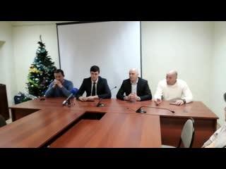 Встреча ФК Орел с болельщиками